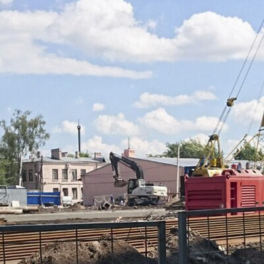 ЖК Дом на Киевской,этапы работ,ход строительства